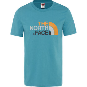 The North Face Easy T-shirt Heren, storm blue